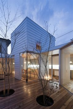 Sky Catcher House by ACAA
