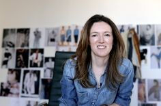 Clare Waight Keller, the creative director for Chloé, chats with Vanessa Friedman about how her visual references, books and photos requires three separate desks for work and stockpiling.