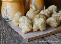 Frittelle senza lievito,una pastella veloce ottima anche per le verdure