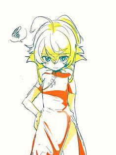 Cute Anime Character, Cute Characters, Anime Characters, Kawaii Chibi, Kawaii Girl, Chica Anime Manga, Anime Art, Tanya The Evil, Anime Girl Cute
