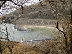 La côte sauvage du nord-est de Santiago - Cap Vert