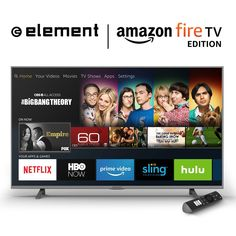 Element's Amazon Fire TV-Powered TV Sets Now Available #Android #Google #news