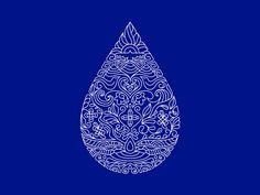 Before & After: Socosani Water — The Dieline - Branding & Packaging