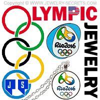 ►► 2016 RIO OLYMPICS JEWELRY ►► Jewelry Secrets