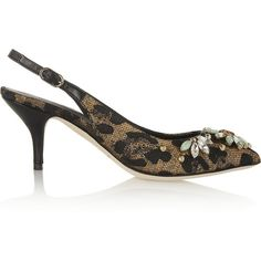 Dolce & Gabbana Crystal-embellished leopard-print raffia pumps (1,890 ILS) ❤ liked on Polyvore featuring shoes, pumps, animal print, buckle shoes, print pumps, dolce gabbana shoes, pointed toe shoes and clear shoes
