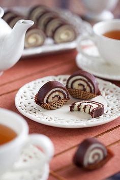 Chocolate and Coconut | Flickr - Photo Sharing!