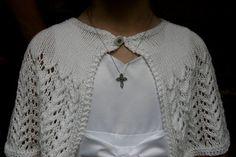 Ravelry: Knit Capelet pattern by Mary Jane Protus Capelet Knitting Pattern, Knitted Cape Pattern, Knitted Capelet, Shrug Pattern, Crochet Cape, Knit Shrug, Crochet Shirt, Baby Knitting Patterns, Crochet Vests