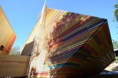 Temporary Auditorium In L'Aquila - Picture gallery