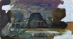 Terwick Mill, Near Midhurst by Ivon Hitchens (1893-1979)