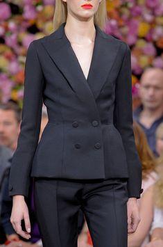 Christian Dior Fall 2012 - Details