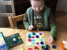 Pucíkov - hračky pro děti - barevné sudoku