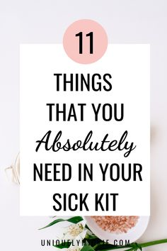 Flu season is here and you, my friend, need to get prepared! In today's blog post, I'm sharing 11 essentials that you need to keep in your household to be prepared for flu and covid season. College Test, College Hacks, Chronic Anemia, College Survival Guide, How To Get Better, Flu Season, Good Grades, Yoga For Weight Loss, Financial Tips