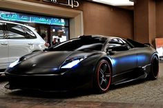 Lamborghini - now this is what I call a car!