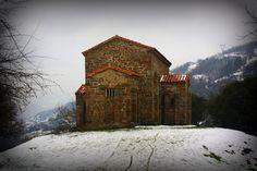Santa Cristina de Lena (Asturias)