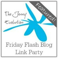 Friday Flash Blog No. 108 {Plus Features}