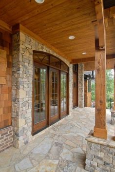 Captivating craftsman style house - building design, interior, and exterior. Tags: craftsman style h Cabin Homes, Log Homes, Style At Home, Future House, Design Exterior, Exterior Siding, Craftsman Style Homes, My Dream Home, Custom Homes