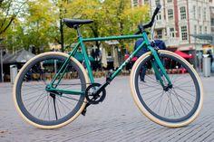 Vydz 'Commando' single speed bike - Vydz
