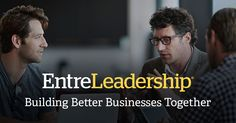 EntreLeaders are hard-charging and passionate, encouraging and motivating. They have the pioneering spirit of an entrepreneur and the humble quality of a leader. EntreLeadership is how they guide their companies to success.