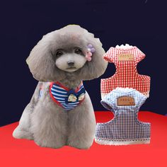 Pas cher Conception de la marque Pet Chien Harnais Pour Chiot Chat Gilet Harnais…