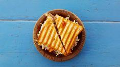 Κολατσιό για το σχολείο: 7 συμβουλές - Η Κόκκινη Καμέλια Grill Sandwich Maker, Grill Cheese Sandwich Recipes, Breakfast Sandwich Recipes, Grilled Cheese Recipes, Grilled Sandwich, Breakfast Ideas, Soup Kitchen, Kitchen Recipes, Ideas Sándwich