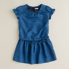 Crewcuts Girls' silk habotai firefly dress