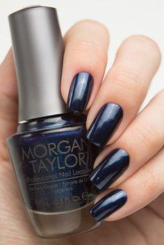 Morgan Taylor New Year New Blue