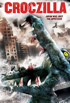 Croczilla Funny b rated Chinese movie. Can't believe this was supposed to be a horror flick. The croc was unbelievable but smarter than the humans. Reminded me of the b movies from 50s out of Hollywood. 2 out of 5 raised soju (it was too whacked to be taken serious. Along with having tons of cliches. Godzilla was scarier than this thing)