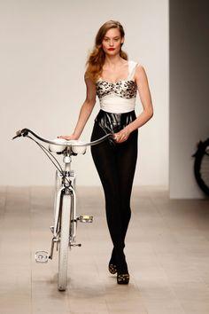 I take bicycle