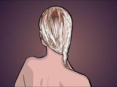Cómo decolorar el cabello en casa - wikiHow