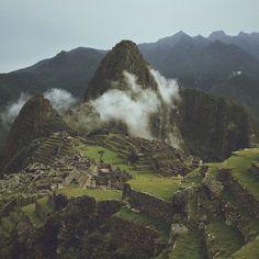 Machu Picchu - By Maldemar