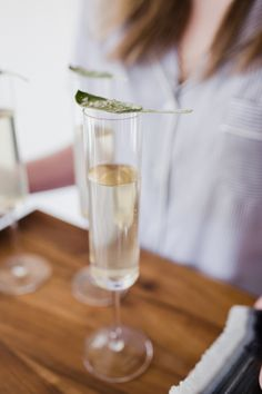 Candied Sage Cocktail: http://www.stylemepretty.com/living/2015/08/19/cocktails-that-make-the-most-of-your-herb-garden/