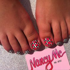 valentine by  nancy_mc  #nail #nails #nailart