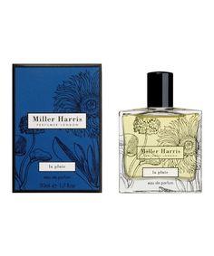 la puie by Miller Harris- Tropical floral with Jasmine, ylang ylang, ocean salts, Vetiver and vanilla.