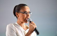 Marina Silva defende voto a favor do impeachment de Dilma