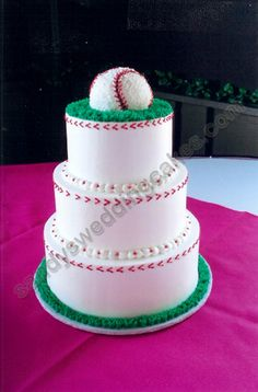 Replace with soccer ball and perfect bday cake for murphy!