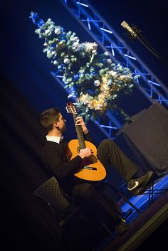 The Hub theatre - Classical Café December 2012 by Central Sussex College, via Flickr