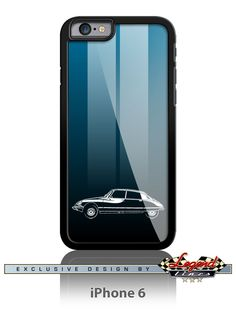 Citroen DS - ID 1955 / 1967 Sedan 4 doors - Smartphone Case Racing Stripes - Show off your passion with this durable and stylish case for iPhone or Samsung Galaxy. The impact resistant case protects the back and sides, and provides full access to all functions without removing the case. A game of subtle lights and shadows reveal the magnificent curves of the body of this Legendary French automobile: The Citroen DS - ID 1955-67 Sedan 4 doors one of the most influential vehicle of the 20th…