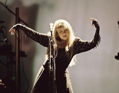 Stevie       ~  ☆♥❤♥☆  ~       swaying onstage, only the way she can during the 'Heart and Soul Tour', Madison Square Garden, 2011