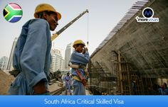 Those who are wishing to settle permanently in #SouthAfrica now it's possible through #Criticalskilledvisa.  https://goo.gl/lRTS6h
