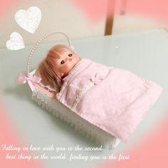 100均グッズでお人形のベッド。サンケイリビング新聞社がお届けする、ママに役立つ子育て情報サイト「あんふぁんWeb」