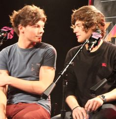 i don't care what anyone says about them or larry shippers. I WILL GO DOWN WITH THIS SHIP.
