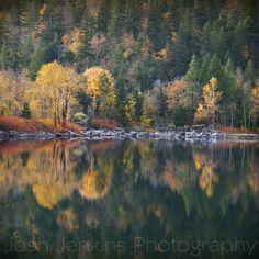 Fraser Valley, British Columbia by Josh Jenkins