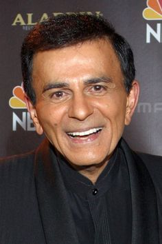 Casey Kasem ~  The American Top 40 radio host who crafted a long and lucrative career out of counting down to No. 1 died on Father's Day, June 15, at age 82. Kasem, who hosted the syndicated weekend show for nearly four decades, died of complications from dementia at St. Anthony's Hospital in Gig Harbor, Wash.
