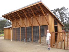 Chicken coop @ Quivira Vineyards