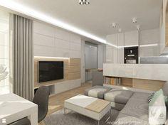 Salon styl Nowoczesny - zdjęcie od 4ma projekt - Salon - Styl Nowoczesny - 4ma projekt