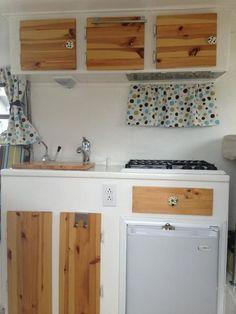 Poppin' polka dot boler kitchen.