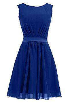 Sunvary Liebling Abendkleider Kurz Chiffon Cocktailkleider Brautjungfernkleider Partykleider-32-Royalblau Sunvary http://www.amazon.de/dp/B00M0E50GS/ref=cm_sw_r_pi_dp_wAcfvb1DTR2JB