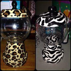 Bubble Gum Jars...So Cute♥