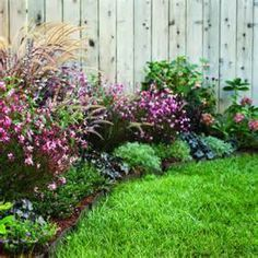 Full Shade Landscaping Ideas For Front Yard Ranch House - Bing Images