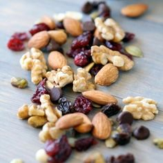 It's tasty and easy to make - and yes trail mix can be good for you too. Just be careful of portion sizes  #fitify
